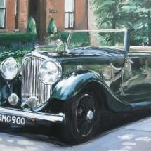 Bentley on Cedar Avenue