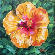 Hibiscus-Painting-by-Susan-Pepler-8x8