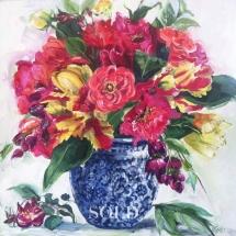 The-Love-Bouquet-Painting-Susan-Pepler