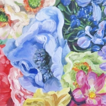 were-all-in-this-together-floral-painting-by-susan-pepler_0