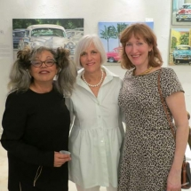 gallery-director-adriana-picot-with-artists-betsey-hvide-susan-pepler
