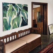 Greenery-Owl's-Head-Susan-Pepler-Painting