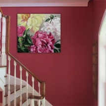 glamour-girls-floral-painting-susan-pepler-interiors