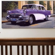 painting-of-a-buick-by-susan-pepler