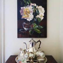 painting-of-white-roses-by-susan-pepler