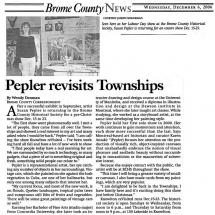 Brome County News