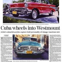 gazette cuba car story